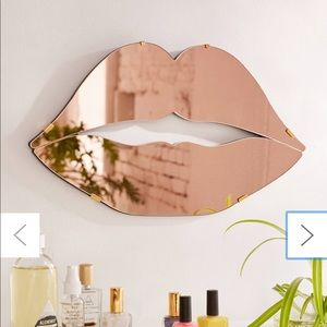 Urban Outfitters Lip Mirror